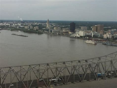Miss. River level in Baton Rouge expected to gradually ...
