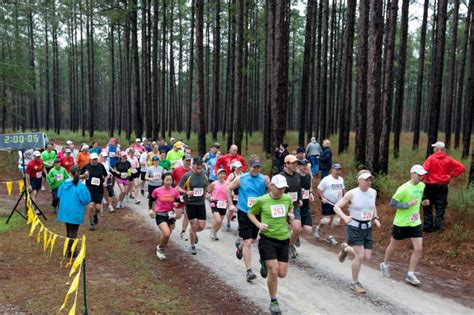 Mississippi 50 Trail Run 2013: Route, Start Time, Date and ...