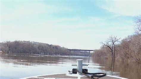 Mississippi River nearing moderate flood stage | KSTP.com