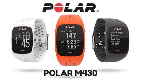 ¡MITAD DE PRECIO! Reloj pulsómetro Polar M430 por 106€