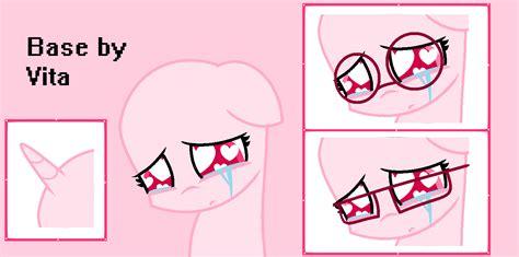 Mlp bases de Toda Clase: Base 16 sadness by Vita