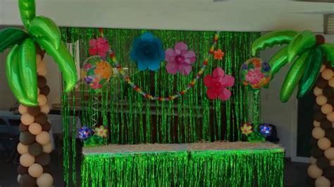Moana Party = Fiesta Tips Guadalajara   YouTube
