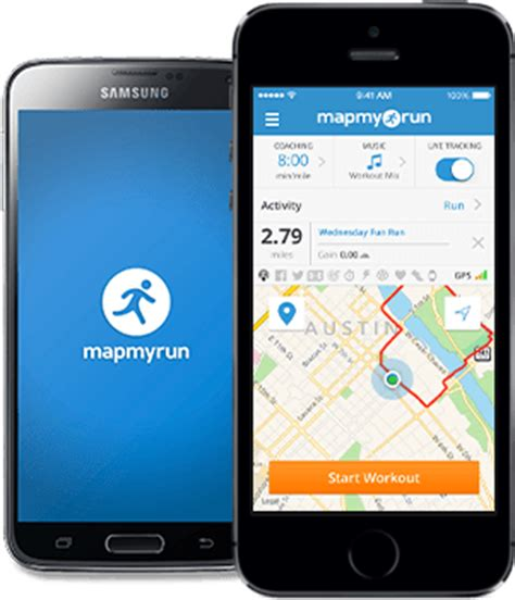 Mobile Running Apps for Running with GPS   iMapMyRun ...