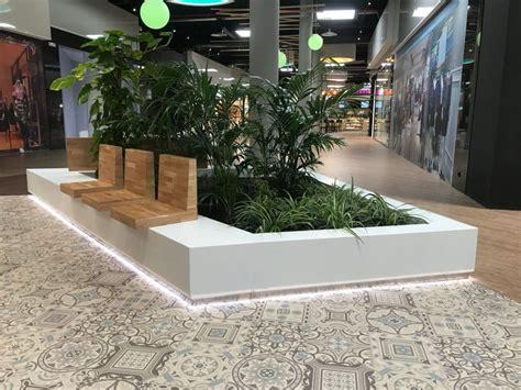 Mobiliario Centro Comercial – The Outlet Stores en 2020 ...