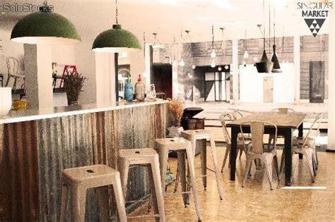 Mobiliario de Hosteleria estilo vintage & industrial a ...