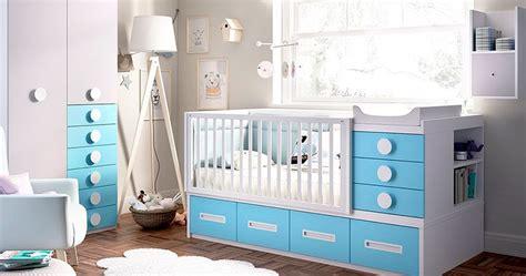 Mobiliario imprescindible en habitaciones de bebés