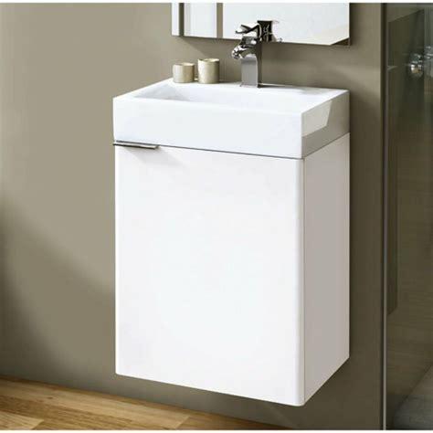 Mobiliario y lavabos para baños pequeños | Decoración