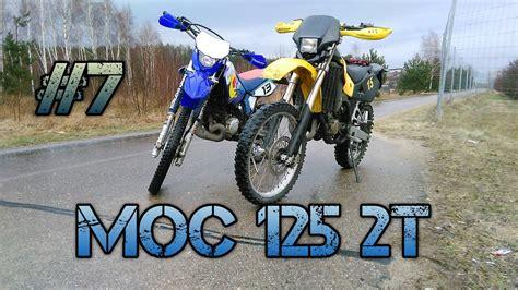 Moc 125 2t enduro Yamaha DT 125   YouTube