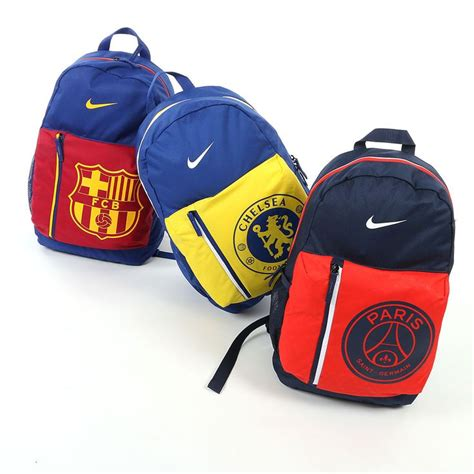 Mochilas de equipos de fútbol para niño. #futbolmania # ...
