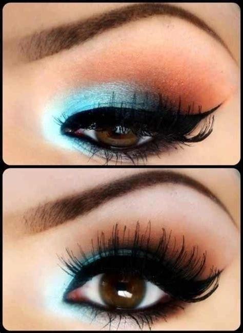 Moda Fashion: Ojos Maquillados