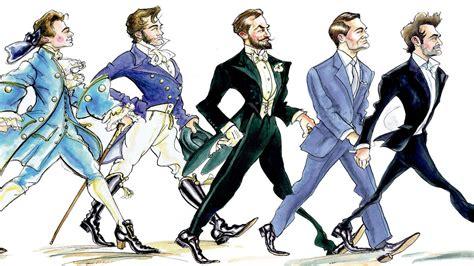 Moda hombre: Cómo ha evolucionado el gentleman a lo largo ...