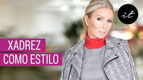 Moda Inverno Verão 2019 : Xadrez como Tendência   Vestidos ...