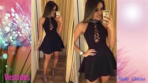 Moda para adolescentes Tendencia vestidos para Chicas ...