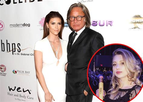 Model Justyna Monde Exposes Affair with RHOBH s Mohamed Hadid!