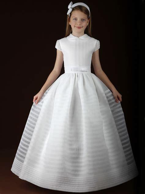 Modelo de Colección 2014 #NoviasCira en Organza blanca ...