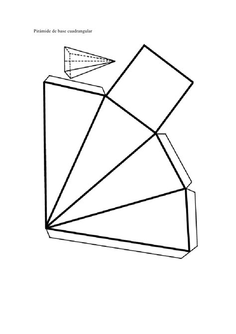 Modelos de cuerpos geo.para imprimir