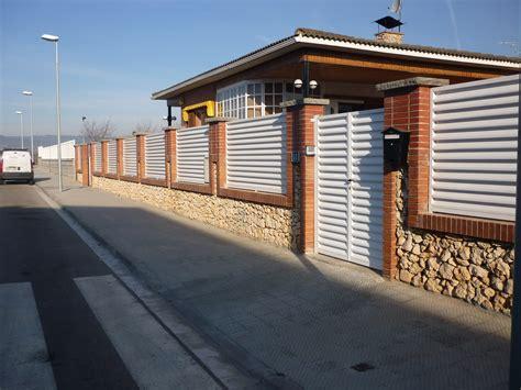 Modelos de valla verjas residenciales hierro lamas z ...