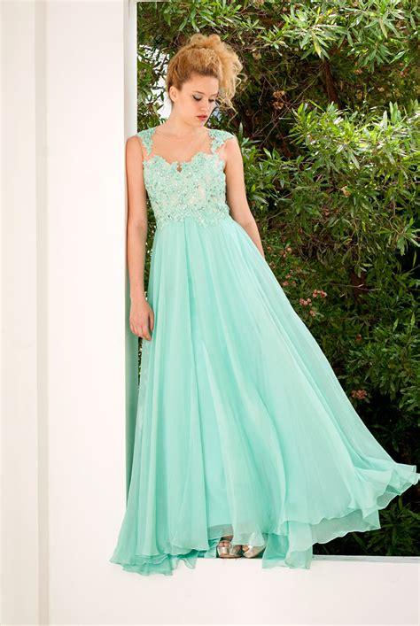 Modelos de vestidos color verde agua marina – Las mejores ...