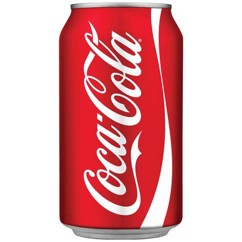 Modern Coca Cola Can Decal at Retro Planet