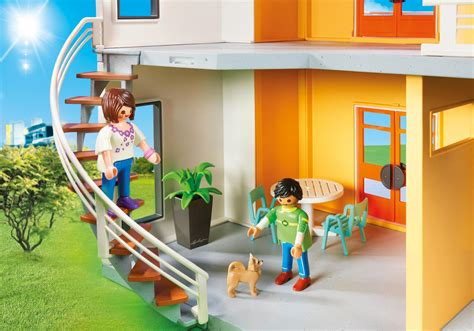 Modern House   9266   Playmobil