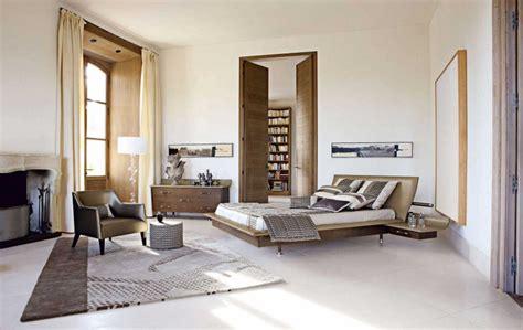 Modern Inspiring Bedroom Interior Design by Roche Bobois ...