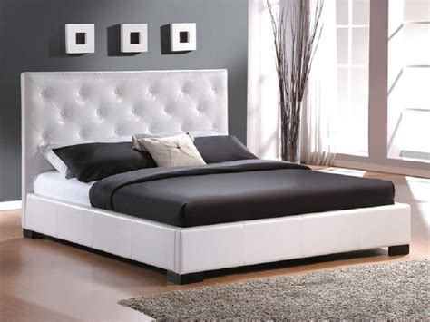 Modern King Size Bed Frames: Providing a Spacious Room for ...