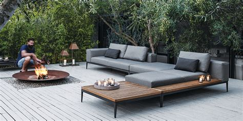 Modern Outdoor Furniture   Down to Earth Living