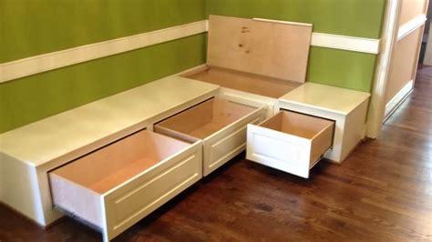 [Modern Storage Bench] Built In Bench Seat With Storage ...