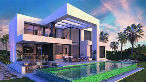 Modern villa s te koop in El Limonar   Oost Málaga ...