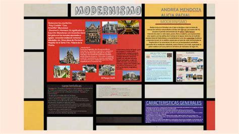 Modernismo es el término con el que se designa a una ...