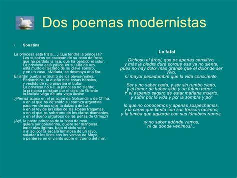 Modernismo Literario