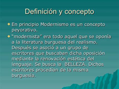 Modernismo vs 98  3