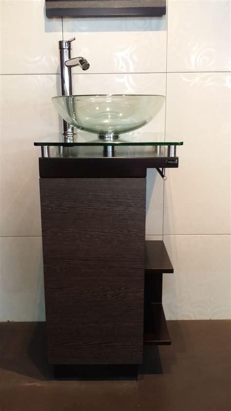 Moderno Mueble Para Baño Con Ovalin De Cristal Barato ...