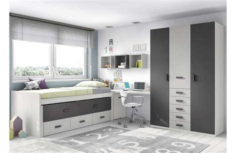 Modernos y confortables dormitorios juveniles Muebles BOOM ...