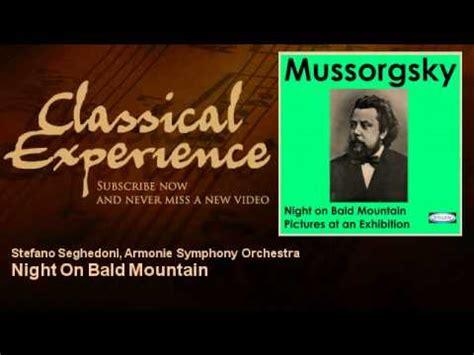 Modest Mussorgsky : Night On Bald Mountain ...