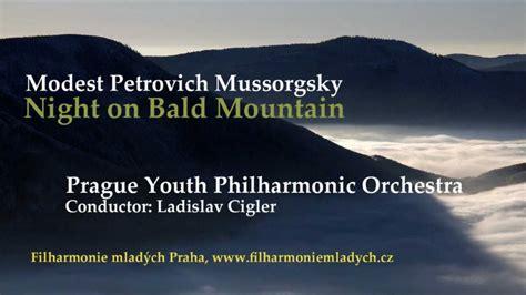 Modest Petrovich Mussorgsky: Night on Bald Mountain   YouTube