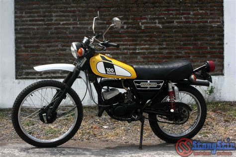 Modifikasi Motor Dt 100 | Beemotor