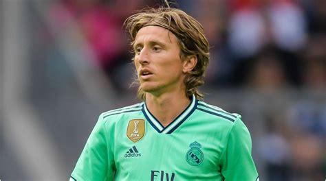 Modric quer jogar mais 2 anos e aposentar se pelo Real ...