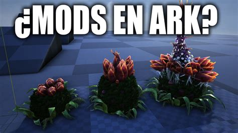 ¿MODS EN ARK: SURVIVAL EVOLVED XBOX ONE?   YouTube