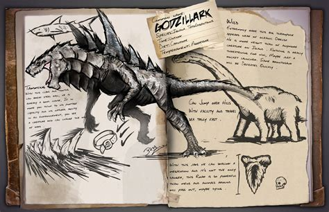 Mods/Godzilla  pepezilla  | ARK: Survival Evolved Wiki ...
