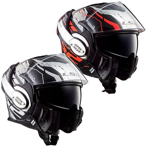 Modular Helmet Ls2 Ff399 Valiant Roboto