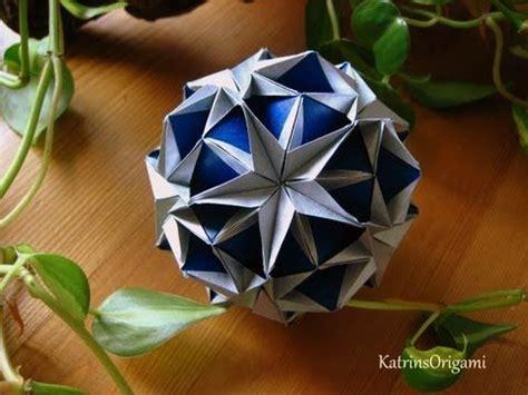 Modular origami dragon instructions