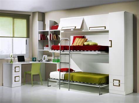 modulo cama con carrilles ideal para espacios muy ...
