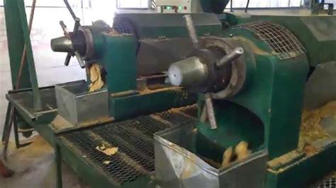 Módulo de Extracción de Aceite de Soja   NUTRIKING   YouTube