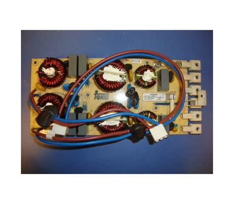 Modulo inducción alimentacion/filtro G1