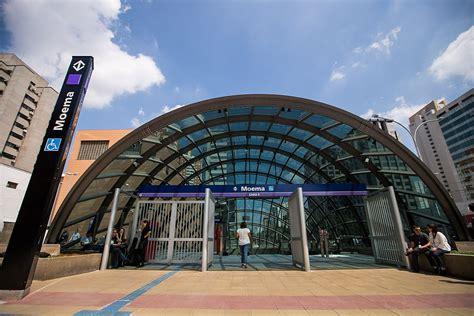 Moema  São Paulo Metro    Wikipedia