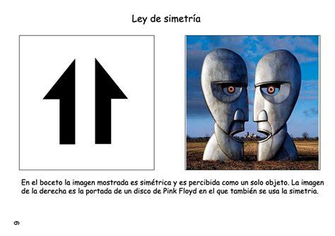 Mofología Del Diseño: Ley de Simetria