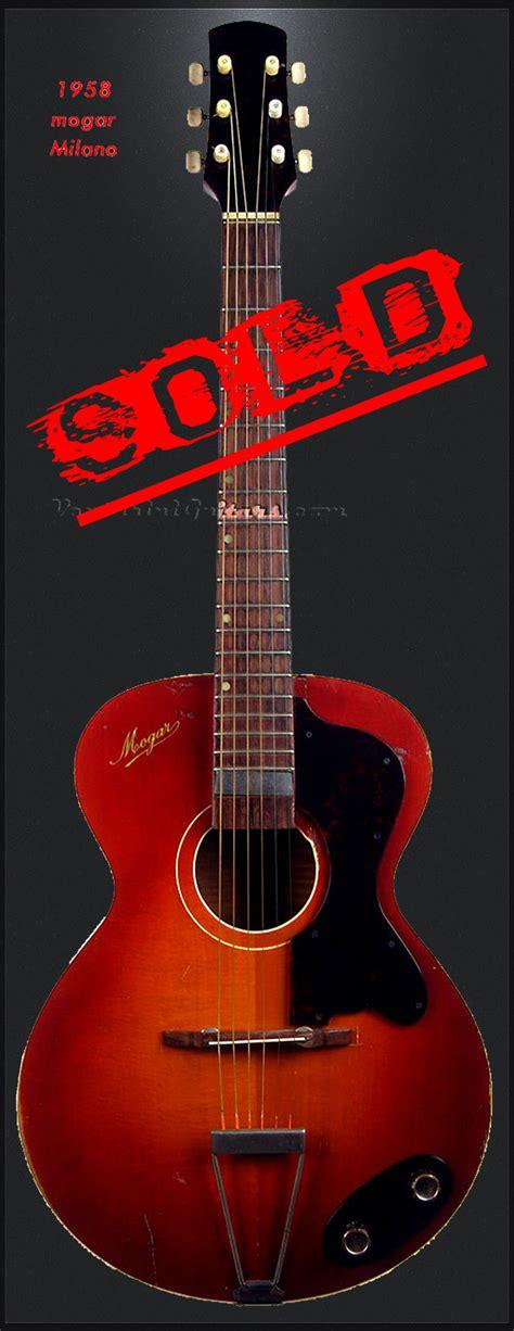 Mogar Guitars