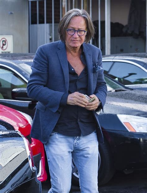 Mohamed Hadid in Mohamed Hadid Lunches in Beverly Hills ...