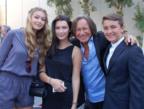 Mohamed Hadid   Real Estate Mogul and Supermodel Dad